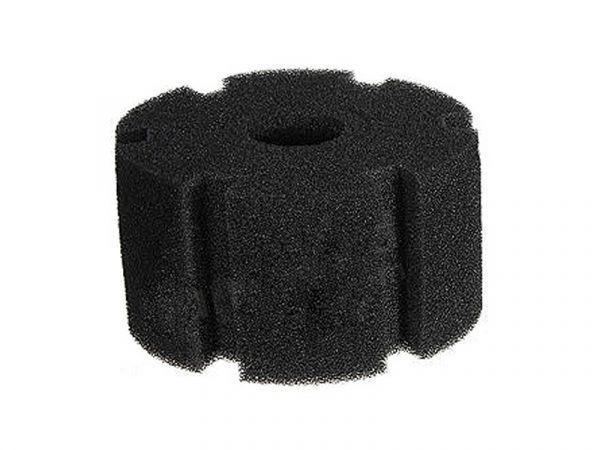 Weighted Cylindrical Airlift Sponge Filter